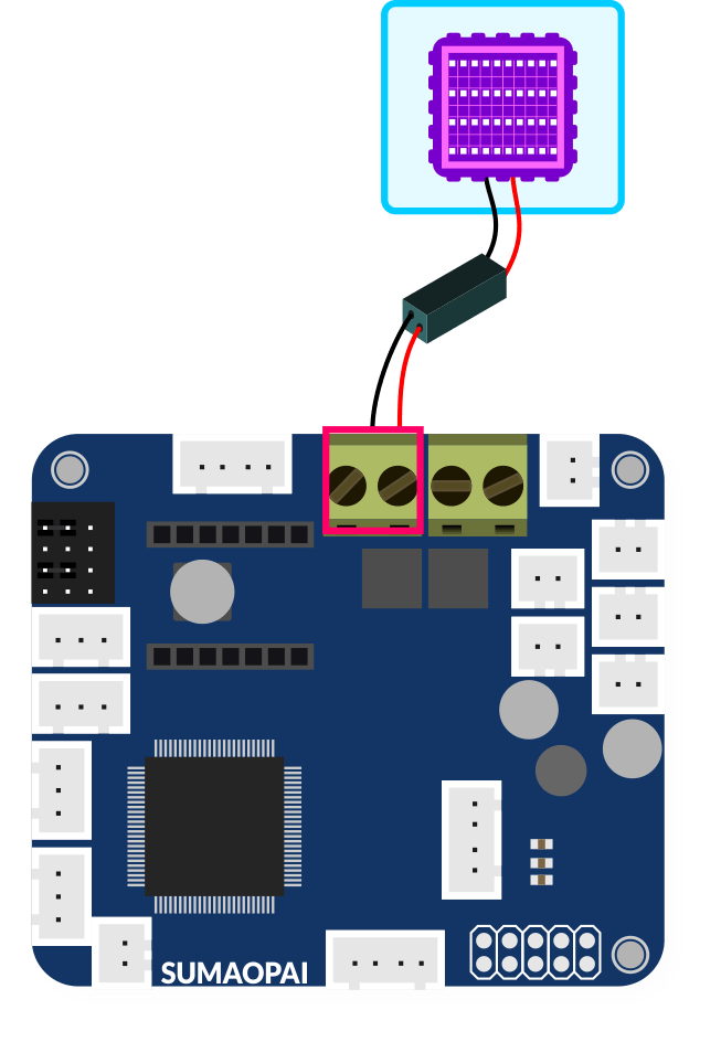 LED Driver Power Supply (Optional)